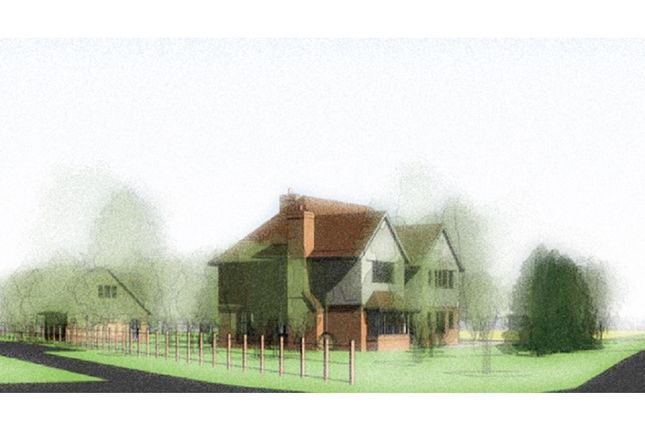 Thumbnail Land for sale in Fen Road, Bassingbourn, Royston