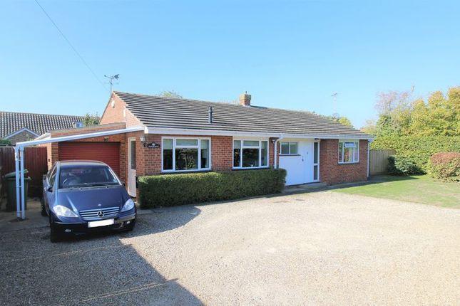 Thumbnail Detached bungalow for sale in Thame Road, Longwick, Princes Risborough