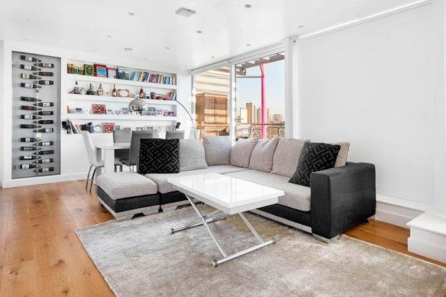 3 bed flat for sale in Boardwalk Place, Canary Wharf