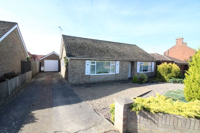 Thumbnail Detached bungalow for sale in North Road, Hemsby, Great Yarmouth