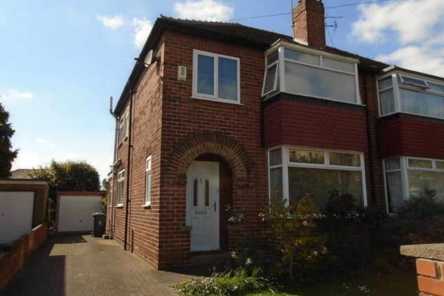 Thumbnail Property to rent in Dublin Road, Doncaster