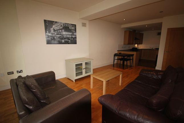 Thumbnail Flat to rent in High Street, Cardiff