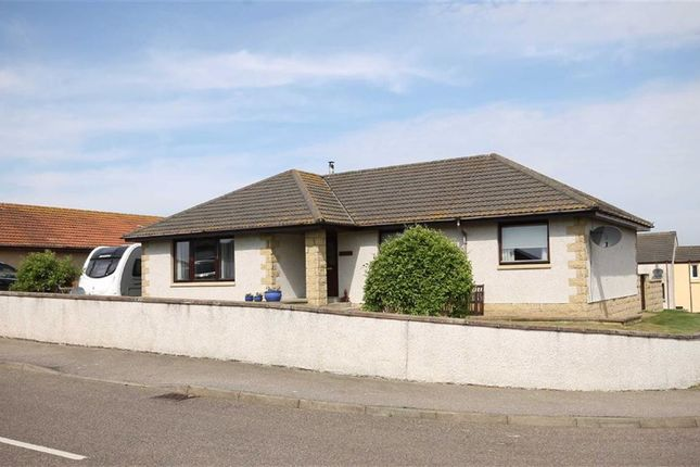 Thumbnail Detached bungalow for sale in Bay View, Burghead, Elgin