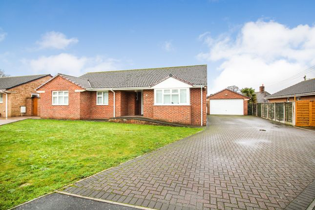 Thumbnail Detached bungalow for sale in Poppy Close, Poole