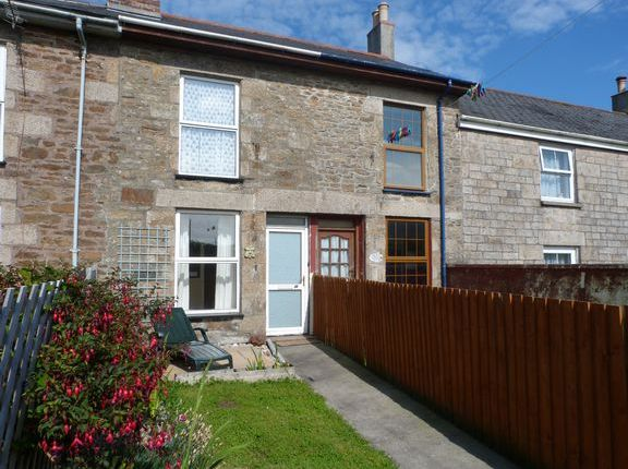 Thumbnail Terraced house for sale in Lemon Place, East End, Redruth