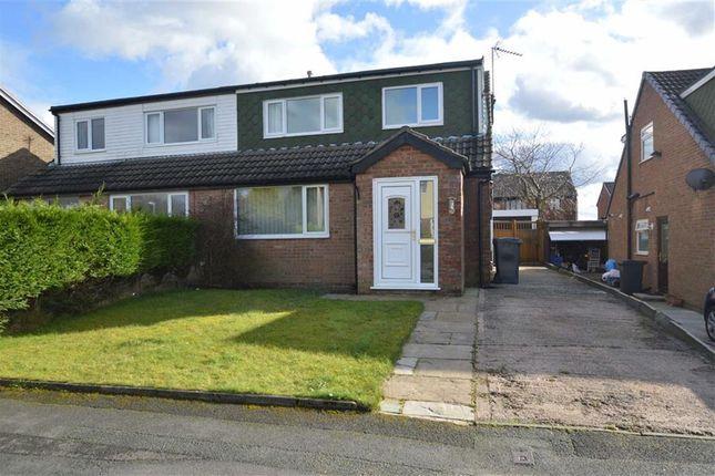 Thumbnail Semi-detached house to rent in Walmsley Avenue, Rishton, Blackburn