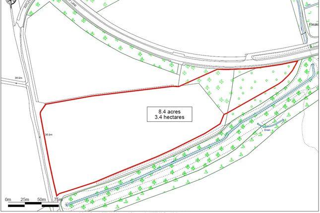 Sale Plan of Grass And Woodland Off Astley Lane, Astley Lane, Swillington, Leeds LS26