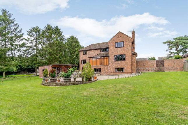 Thumbnail Detached house for sale in The Spinney, Norton, Malton