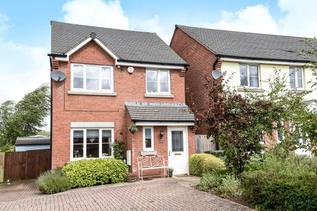 Thumbnail Detached house for sale in 10 Farndon Rise, Withington, Hereford