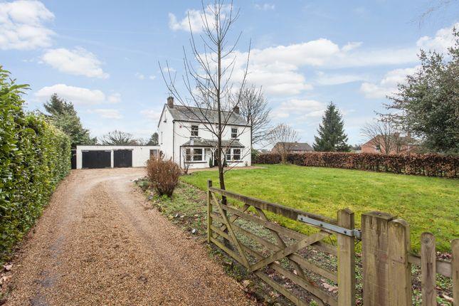 Thumbnail Detached house to rent in Goathurst Common, Ide Hill, Sevenoaks