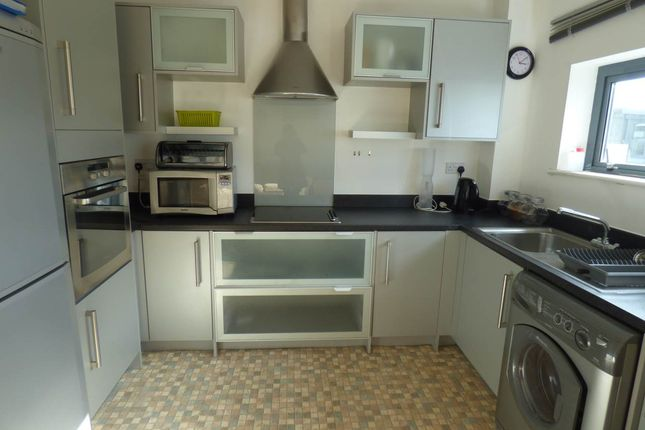 Kitchen of St Christophers Court, Maritime Quarter, Swansea SA1