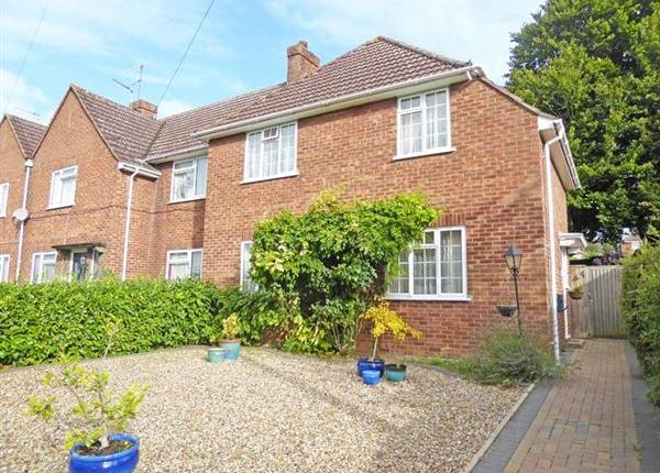 Thumbnail End terrace house for sale in Abbot Road, Bury St. Edmunds