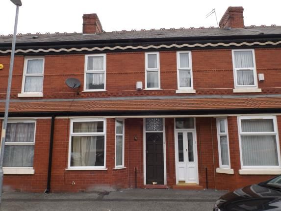 Thumbnail Terraced house for sale in Wykeham Street, Manchester, Greater Manchester, Uk