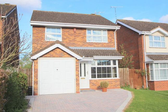 Thumbnail Detached house for sale in Aintree Road, Stratford-Upon-Avon