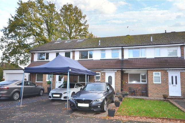 Thumbnail Terraced house for sale in Bailey Close, Frimley, Camberley