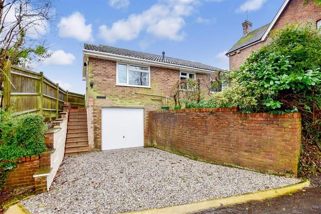 Thumbnail Detached bungalow for sale in Pilmer Road, Crowborough, East Sussex