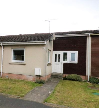 2 bed terraced bungalow for sale in Braemorriston Road, Elgin IV30