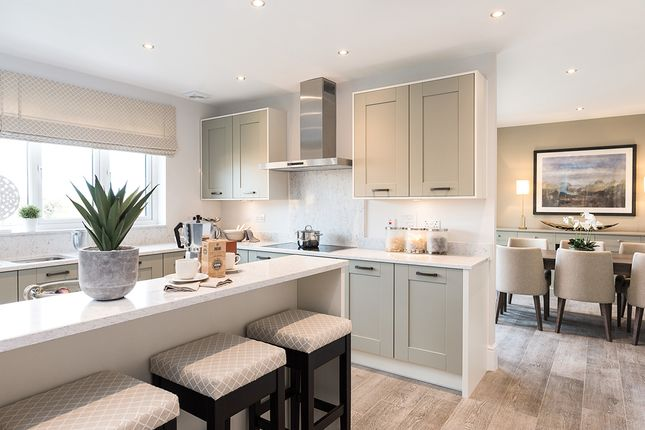 "4 bedroom detached house for sale in ""Richmond"" at Park View, Bassaleg, Newport"