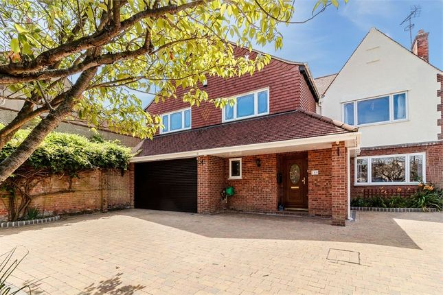 Thumbnail Detached house for sale in Kiln Road, Benfleet, Essex