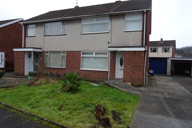 Thumbnail Detached house to rent in Woodland Avenue, Pencoed, Bridgend