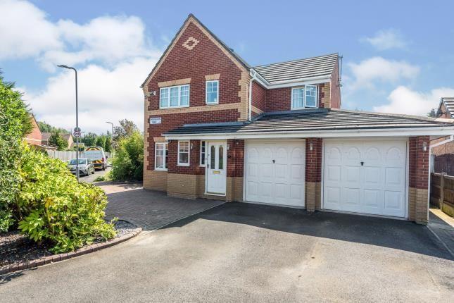 Thumbnail Detached house for sale in Hebburn Way, Liverpool, Merseyside, England
