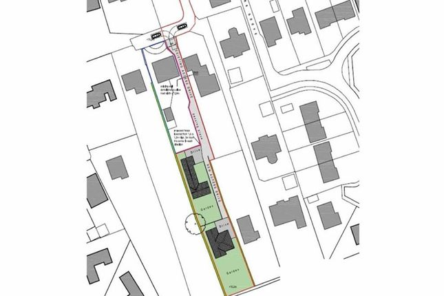 Thumbnail Land for sale in Deaton Lane, New Waltham, Grimsby