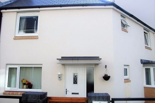 Thumbnail Terraced house to rent in Phoebe Road, Copper Quarter, Swansea