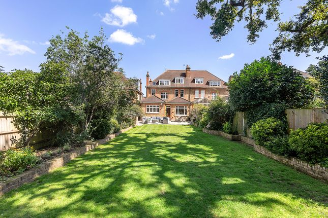Thumbnail Semi-detached house for sale in Denbigh Gardens, Richmond