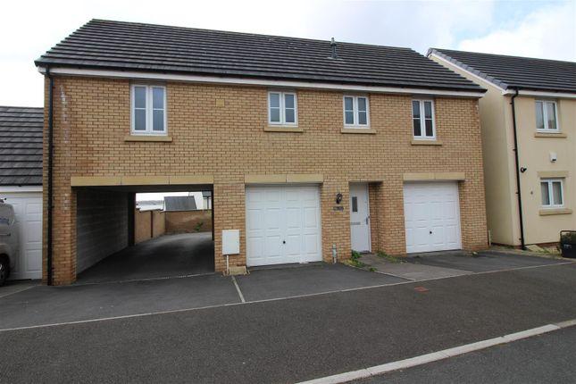 1 bed detached house to rent in Ffordd Y Grug, Coity, Bridgend CF35