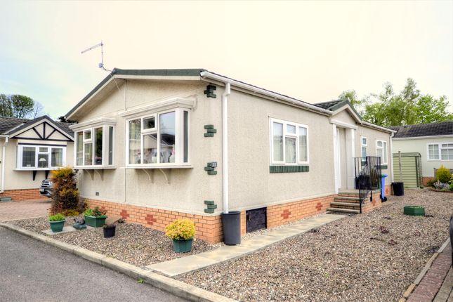 Thumbnail Bungalow for sale in Rosebank Park Homes, Meadow Road, Leuchars, St. Andrews