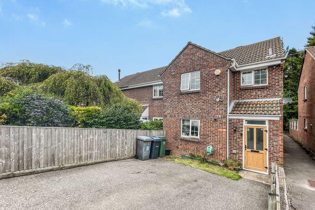 Thumbnail End terrace house for sale in Manor Fields, Bratton, Westbury