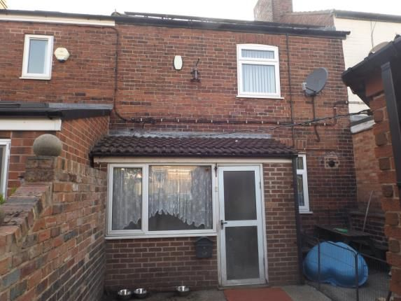 Thumbnail Terraced house for sale in Storforth Lane Terrace, Hasland, Chesterfield, Derbyshire