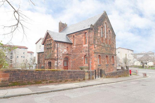 Thumbnail Detached house for sale in Main Road, Castlehead, Paisley, Renfrewshire