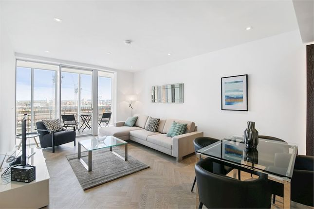 Thumbnail Flat to rent in Dawson House, Battersea Power Station, 11 Circus Road West, London