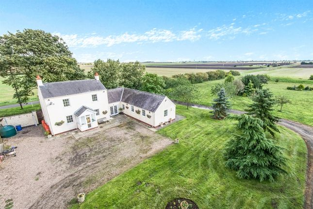 Thumbnail Detached house for sale in Digby Fen, Billinghay, Lincoln