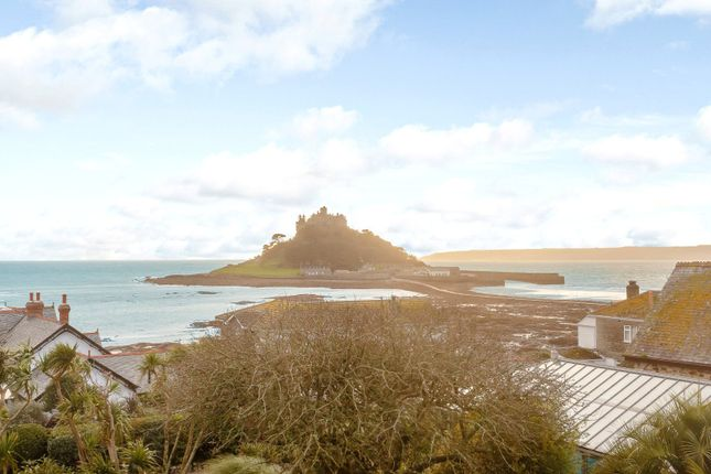 Thumbnail Detached house for sale in Fore Street, Marazion, Cornwall