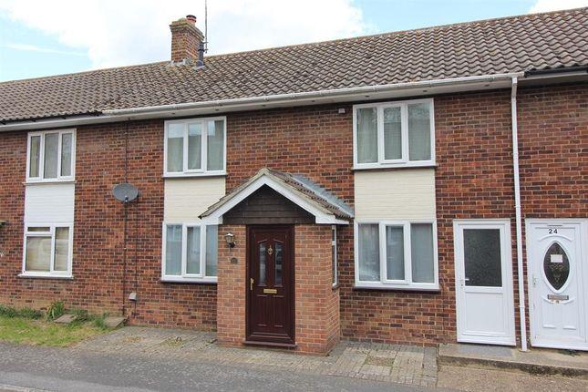 3 bed terraced house for sale in Greenside, High Halden, Ashford TN26