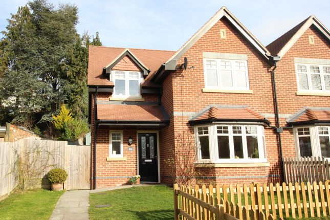 Thumbnail Semi-detached house for sale in Shiplake Bottom, Peppard Common