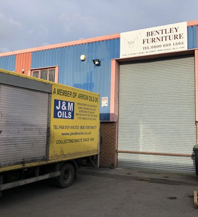 Thumbnail Warehouse for sale in Dunne Road, Blaydon