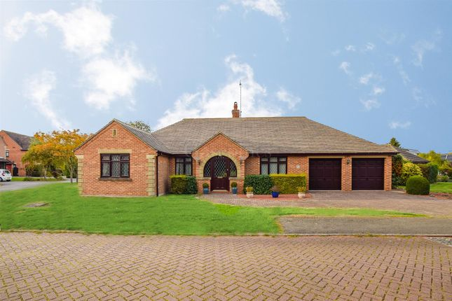 Thumbnail Detached bungalow for sale in Wakeling Close, Southwell