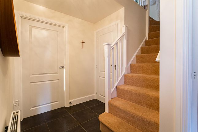 Reception Hall of Wattle Close, Sileby, Leicestershire LE12