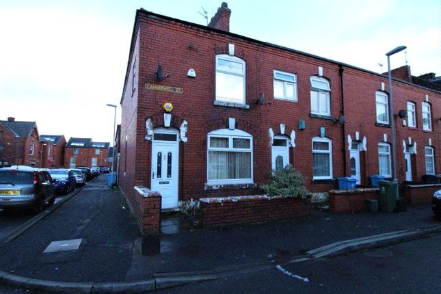 Thumbnail End terrace house for sale in Camberwell Street, Oldham