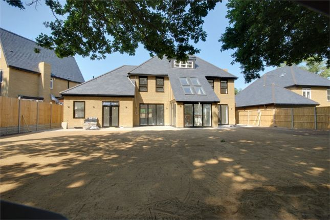 Thumbnail Detached house for sale in Woodcroft, Winchmore Hill, London