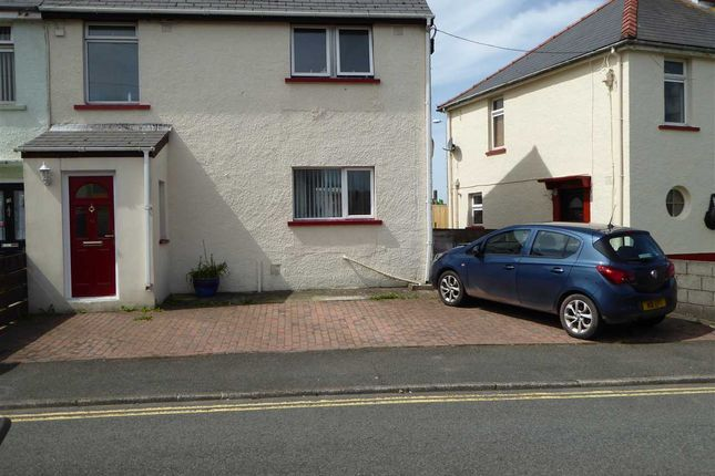 Thumbnail Semi-detached house for sale in Glebelands, Hakin, Milford Haven