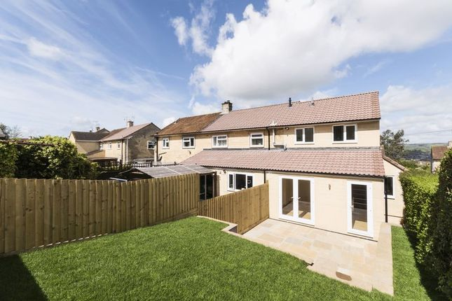Thumbnail Flat for sale in Stirtingale Road, Bath