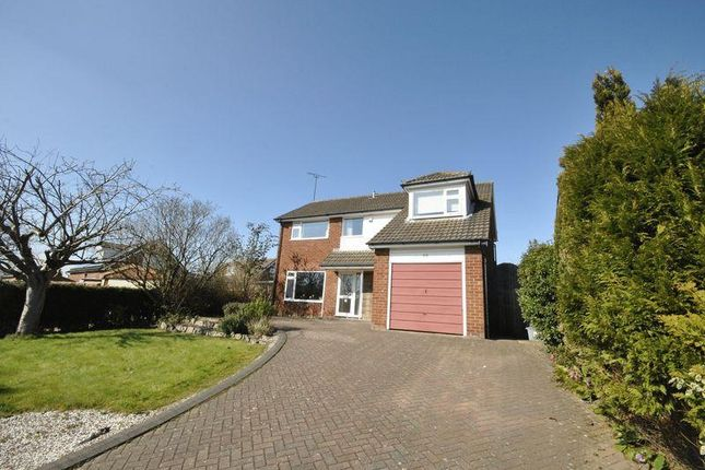 Thumbnail Property to rent in Appleton Road, Upton, Chester
