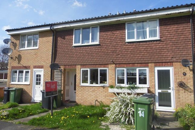 Thumbnail Property to rent in Taunton Way, Bobblestock, Hereford