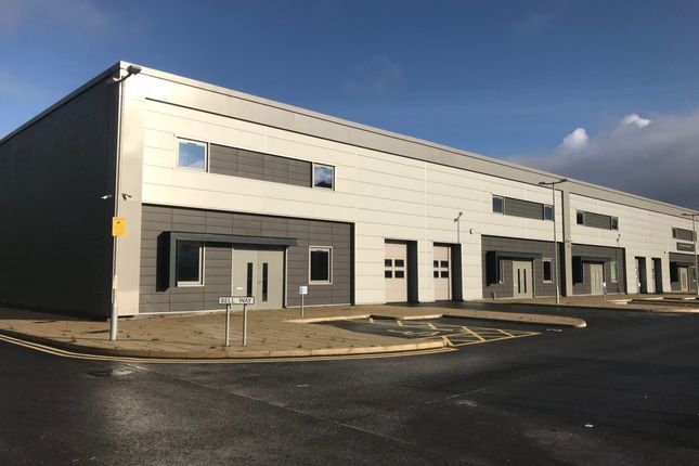 Thumbnail Industrial to let in Bell Way, Burnley