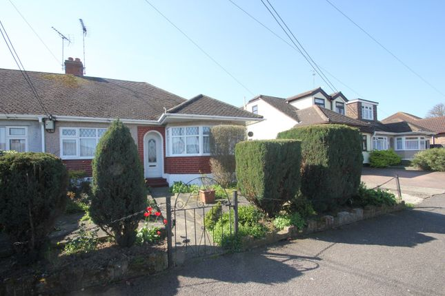 Thumbnail Semi-detached bungalow for sale in Chestnut Close, Hockley