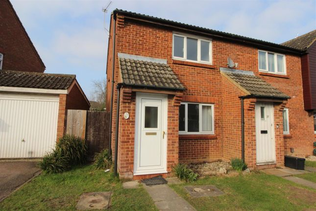 2 bed semi-detached house to rent in Pinewood Close, Borehamwood WD6